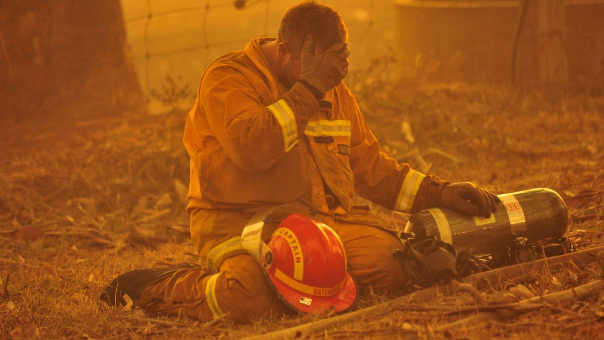 Trevor Lansdown Ash Wednesday Australian Rescue Podcast